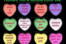 National Organ Donor Day - February 14th / February 14th is National Organ Donor Day!