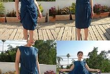 the dresses and skirts DIY