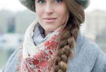 Славянская девушка