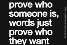 Proverbs & Wisdom .