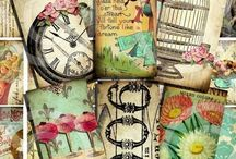 Handmade tags/journals/albums / by Anne Marie Morris