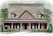 house plans / by Cyndi Witherington