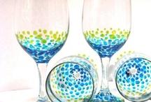 glas decoratie