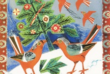 Mark Hearld / by Art Cove Greeting Cards and Blog
