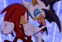 Knuckels and Rouge (Knuxouge)