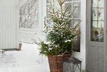 Norsk jul på småbruket