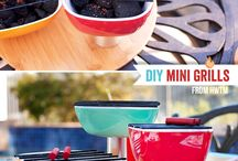 BBQ / Recipes, drinks and creative crafts for a fabulously fun BBQ. Summer grillin'!