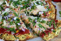 Kabak pizzası