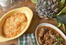Hauptgänge / aus und mit leckerer Kartoffel