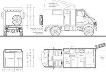4x4 space construction