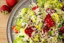 Grønne salater