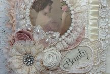 Shabby Victorian Crafts / by Brenda Pack
