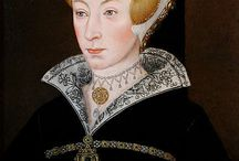 Ladies' Hair - All the Tudor Ladies / Bring your own French Hood!