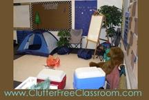 Camping Theme for Classroom / by DeAnn Blackard