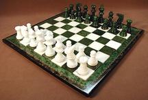 *Chess Set* / by Monique Garcia