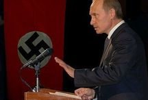 Путин фашист / Путин фашист [ит.] – приверженец фашизма; член фашистской организации Фаши́зм (итал. fascismo от fascio «союз, пучок, объединение») — обобщённое название крайне правых политических движений, идеологий и соответствующая им форма правления диктаторского типа, характерными признаками которых являются милитаристский национализм (в широком понимании)