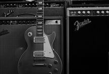 music guitar + amp. combi's
