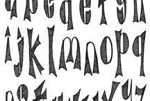 Font-tastic / Fun, funky, & beautiful fonts that caught my eye