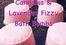 Cannabis Infused Topical's, Balms & Toiletries