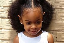 + baby hair + / Hairstyles that will work for biracial, natural, and curly hair. Braids, twists, protective styles, and more.