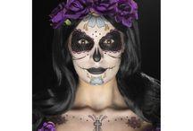 Dead Of The Dead Makeup