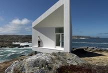 Unconventional architecture.