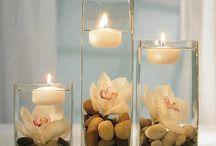 Ideas for flower arrangement