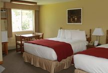 Guest Rooms at Wilson Lake Inn / Variety and spice and everything nice! / by Wilson Lake Inn