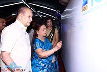 Zee Telugu 10 Years Celebrations Gallery / Movie Manthra Zee Telugu 10 Years Celebrations Image Gallery