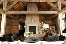 Cabin / Cabin interiors