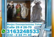Monasterio Tulua, Monjas Concepcionistas / ★ MONASTERIO MONJAS CONCEPCIONISTAS TULUA. ✔ • (092) 2247145, WhatsApp. 57- 3163248533. • Calle 29 # 26-70, Tulua, Valle, Colombia. www.facebook.com/MonjasTulua = www.twitter.com/MonjasTulua =