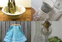 RDTT Team Treasury's / These are Lovely Treasury's made up of Rusty Dusty Treasury Team Members Items!!
