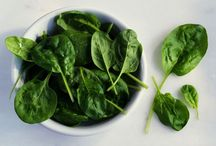 Spinach & Green Salad and other uses