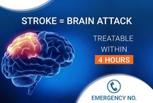 World Stroke Day_2017 / Learn about #Brain #Stroke as the World stroke day approaches. A stroke is a brain attack which occurs when #blood flow to the #brain is cut off. This can cause permanent brain damage as important nutrients in the #blood cannot reach the brain.  www.parkhospital.in / info@parkhospital.in #worldstrokeday #strokeistreatable #parkhospital