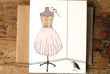 Card Regard / by Chloe Malle