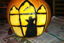 HALLOWEEN - ALL HALLOWS EVE / Halloween is my FAVORITE holiday - so prepare for the onslaught . . . ;-) / by Teresa Roberts Logan