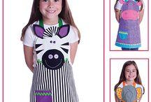 Ideas textiles infantiles