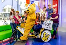 Supporting BBC Children in Need's Rickshaw Challenge 2015 / Bailey of Bristol is proud to be loaning an Approach Autograph 765 motorhome to The One Show Rickshaw Challenge, as a key support vehicle for this year's 470 mile journey from Land's End to London for BBC Children in Need