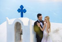 Santorini / #Wedding #PhotoShooting #santorini #greece