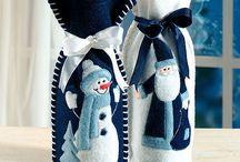 Manualidades de navidad/ Christmas crafts