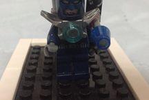 Lego batman la armadura