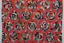 Strings and Things / String and crumb quilts to inspire! / by Bonnie K Hunter