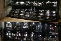 Star Wars Collections / by Arnoud Verschuur