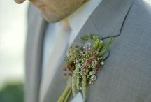 Wedding - buttonholes