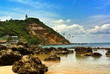 Quero visitar / Lugares do Brasil que quero conhecer