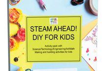STEM and STEAM Books