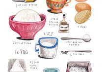 ART - Food (illustrations)