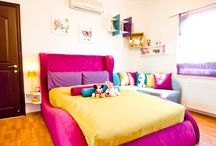 Colourfull / Teens room, kids room