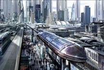 Sci-fi / Futuristic Art