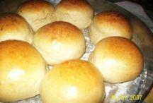 Pão caseiro fácil e economico
